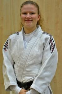 Annika Meyer 1. Kyu Ju-Jutsu Trainer C-Lizenz Breiten- und Leistungssport Ju-Jutsu