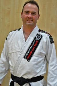 Stefan Schmied1. Dan Ju-Jutsu Trainer