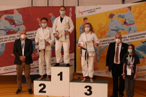 Bronzemedaille für Annika Meyer auf der Deutschen Einzelmeisterschaft